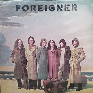Other - Foreigner Vinyl Record Collections